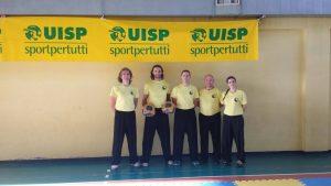 Stage Nazionale insegnanti UISP, Modena 19 Novembre 2017.